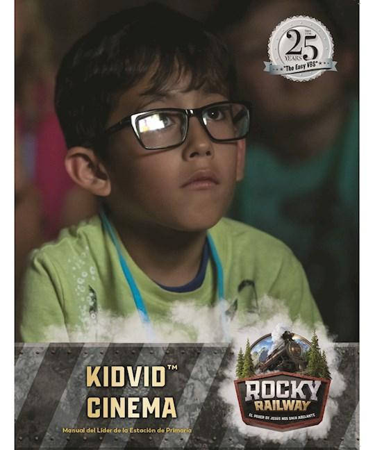 VBS-Rocky Railway-KidVid Cinema Leader Manual (Spanish For Bilingual Edition) | SHOPtheWORD