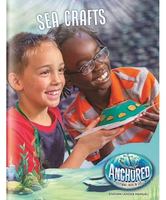 VBS-Anchored-Sea Crafts Leader Manual | SHOPtheWORD
