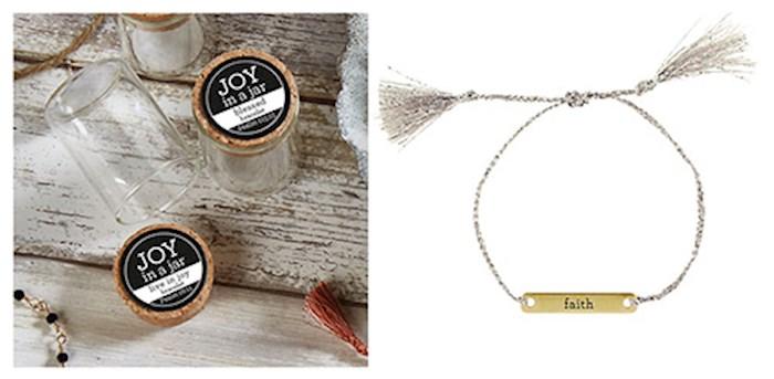 "Bracelet-Joy In A Jar-Faith (8"") | SHOPtheWORD"