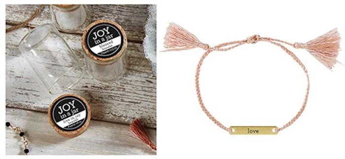 "Bracelet-Joy In A Jar-Love (8"") | SHOPtheWORD"