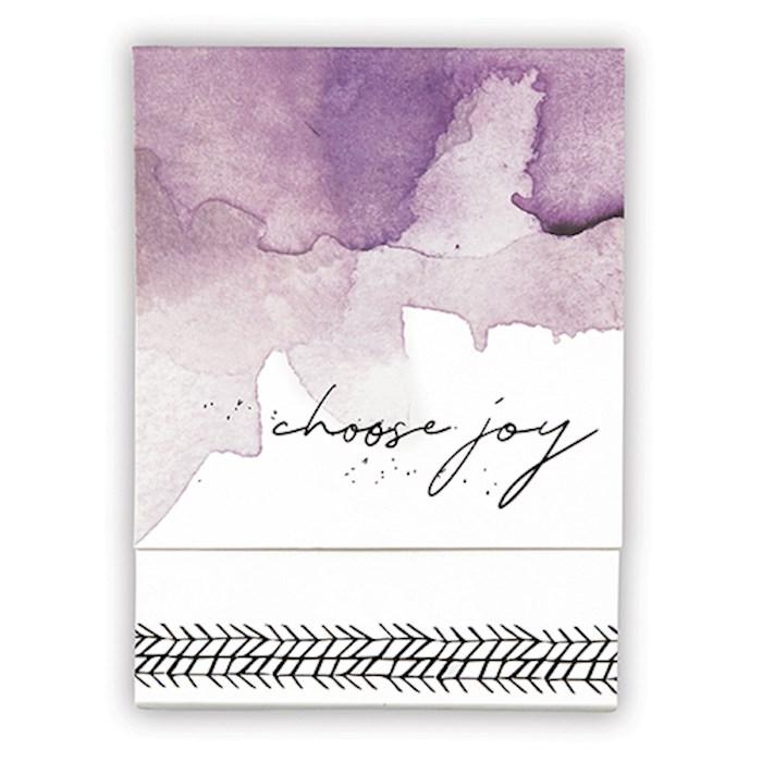 """Pocket Notepad-Choose Joy (3"""" x 4"""")   SHOPtheWORD"""