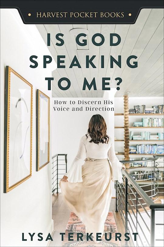 Is God Speaking To Me? by Lysa TerKeurst   SHOPtheWORD