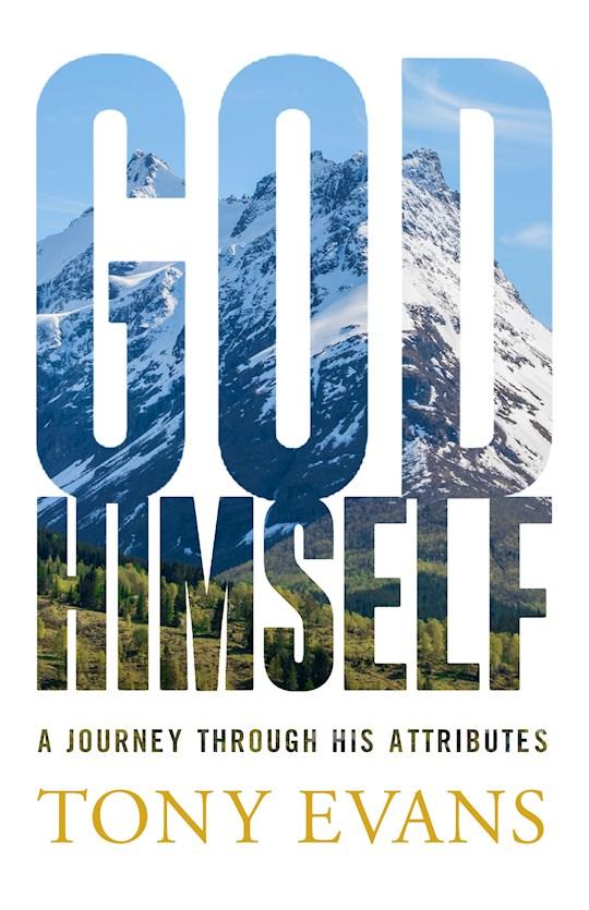 God, Himself by Tony Evans | SHOPtheWORD