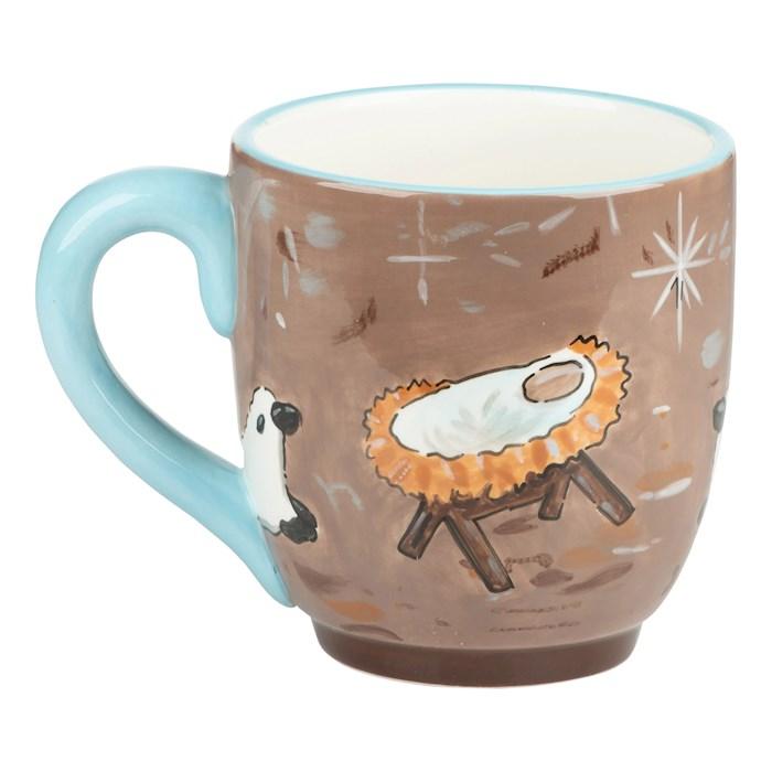 Mug-Nativity With Animals (16 Oz)   SHOPtheWORD