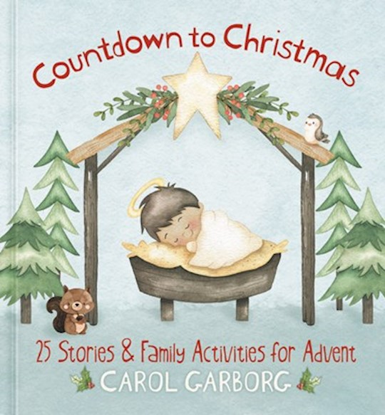 Countdown To Christmas by Carol Garborg | SHOPtheWORD