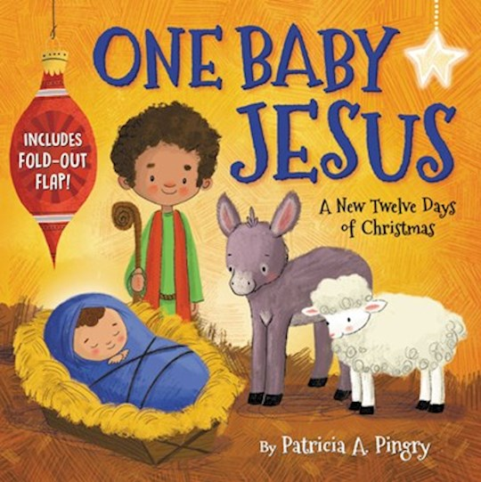 One Baby Jesus by Patricia Pingry | SHOPtheWORD