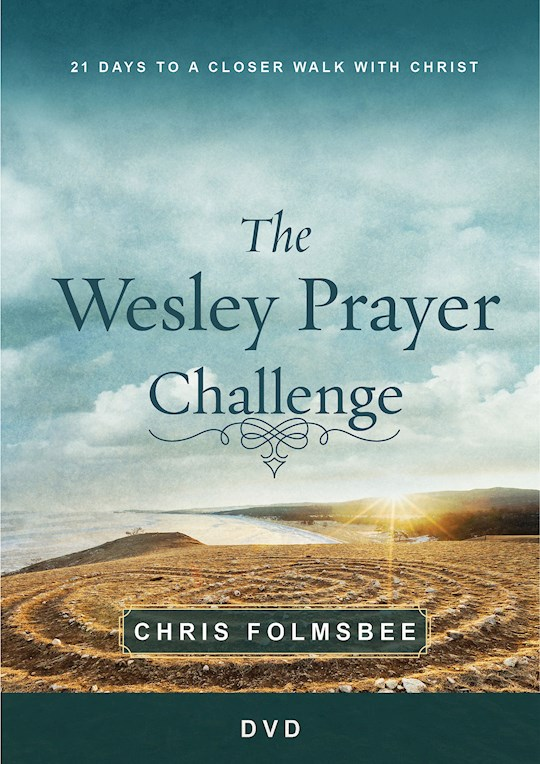 DVD-The Wesley Prayer Challenge (Dec) | SHOPtheWORD