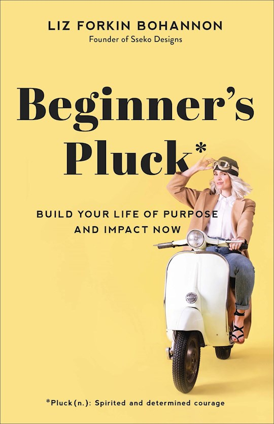 Beginner's Pluck-Softcover (Apr 2021) by Liz Forki Bohannon | SHOPtheWORD
