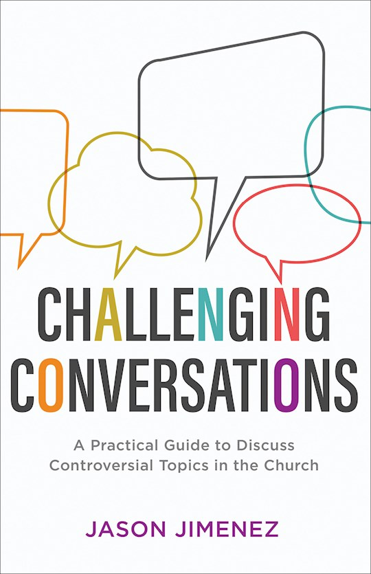 Challenging Conversations by Jason Jimenez | SHOPtheWORD
