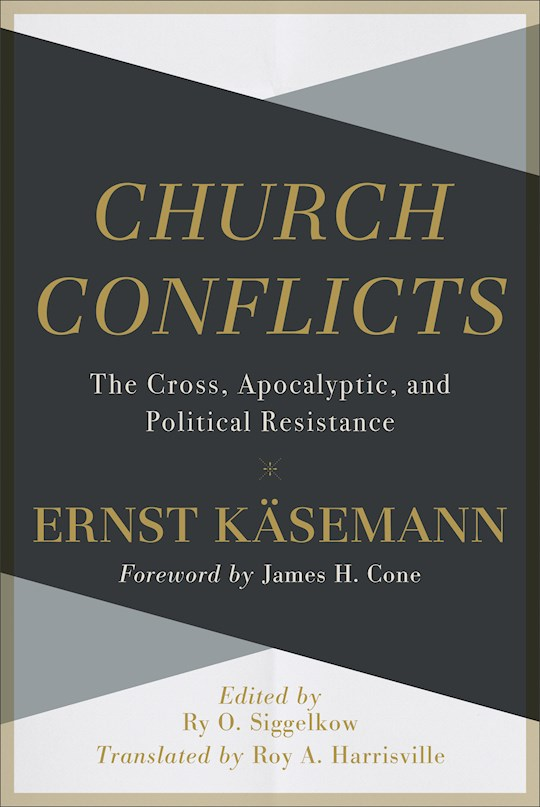 Church Conflicts (Apr 2021) by Various | SHOPtheWORD