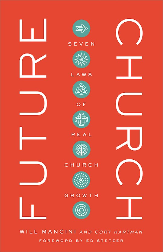 Future Church (Nov) by Will Mancini | SHOPtheWORD