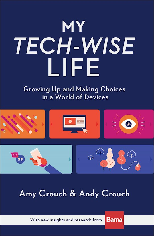 My Tech-Wise Life (Nov) by Crouch/Crouch | SHOPtheWORD