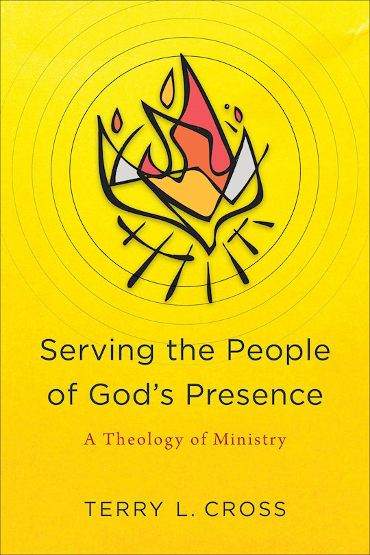 Serving The People Of God's Presence (Oct) by Terry L Cross | SHOPtheWORD