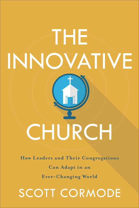 The Innovative Church (Oct) by Scott Cormode | SHOPtheWORD