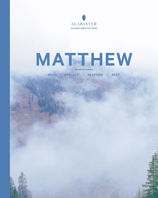 Matthew (Alabaster Guided Meditations)-Softcover | SHOPtheWORD