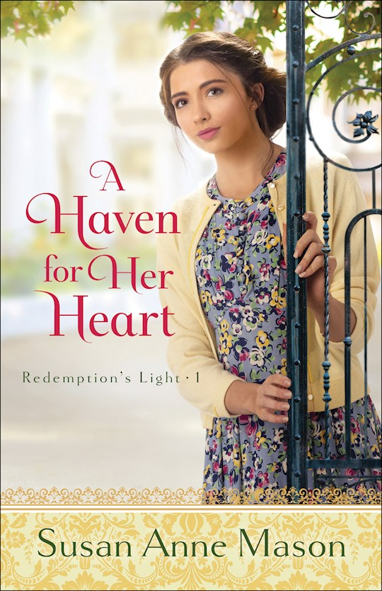 A Haven For Her Heart (Redemption's Light #1) (Oct) by Susan Anne Mason | SHOPtheWORD