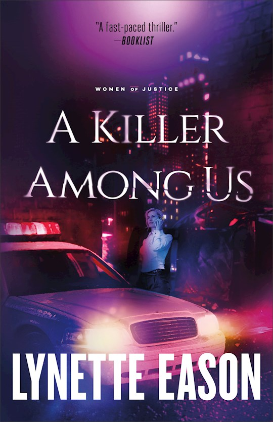 A Killer Among Us (Repack) (Women Of Justice #3) by Lynette Eason | SHOPtheWORD