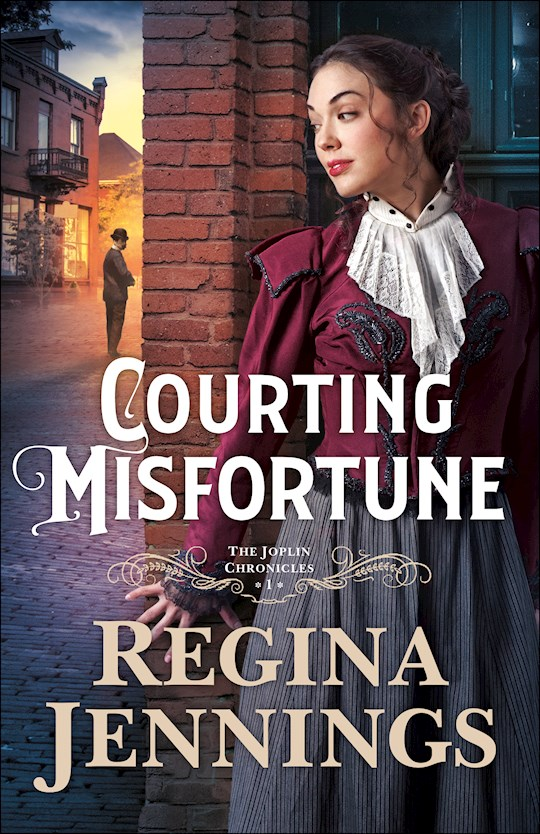 Courting Misfortune (The Joplin Chroncles #1) (Dec) by Regina Jennings | SHOPtheWORD