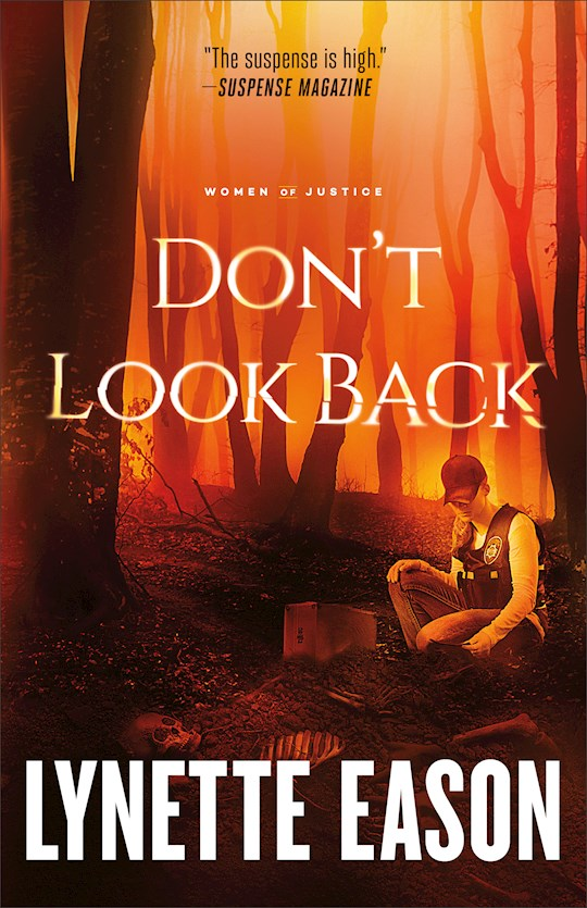Don't Look Back (Repack) (Women Of Justice #2) (Nov) by Lynette Eason | SHOPtheWORD