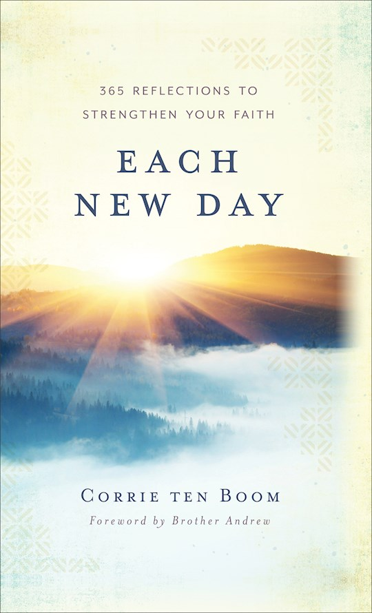 Each New Day-Hardcover by Corrie Ten Boom | SHOPtheWORD