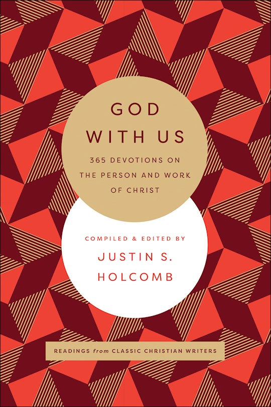 God With Us (Oct) by Justin S Holcomb | SHOPtheWORD