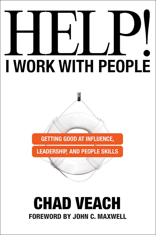 Help! I Work With People by Chad Veach | SHOPtheWORD