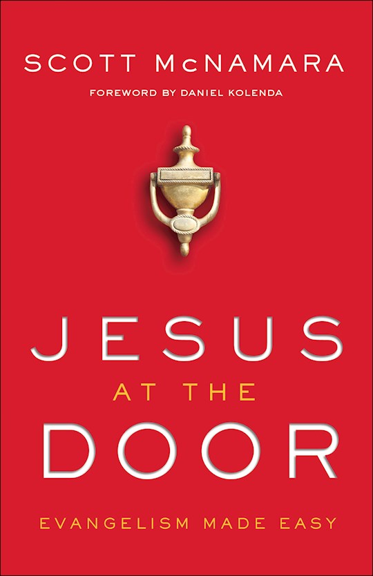 Jesus At The Door by Scott McNamara | SHOPtheWORD