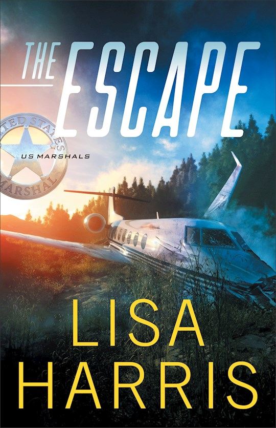 The Escape (US Marshals #1) (Nov) by Lisa Harris | SHOPtheWORD