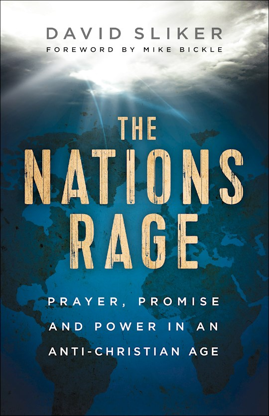 The Nations Rage by David Sliker | SHOPtheWORD