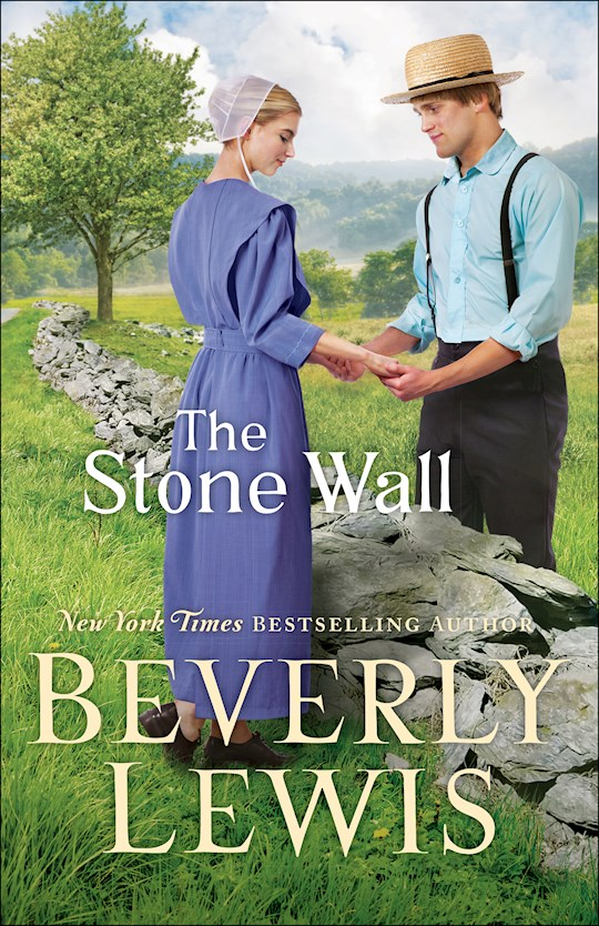 The Stone Wall Large Print by Beverly Lewis | SHOPtheWORD