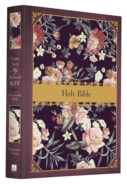 KJV Come Away My Beloved Devotional Bible-Hardcover (Oct) | SHOPtheWORD