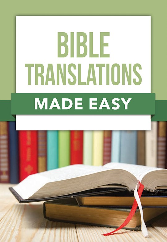 Bible Translations Made Easy by Publishing Rose | SHOPtheWORD