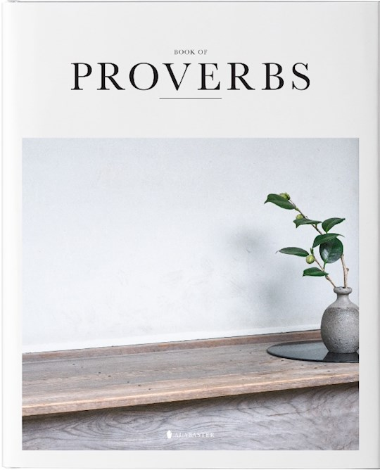 Book of Proverbs-Hardcover | SHOPtheWORD