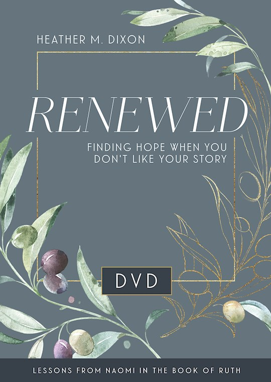 DVD-Renewed-Women'S Bible Study | SHOPtheWORD