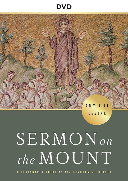 DVD-Sermon On The Mount | SHOPtheWORD