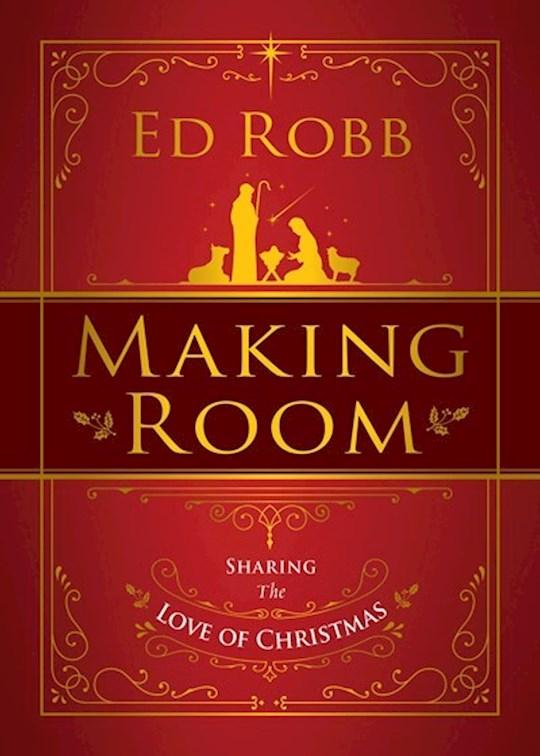 Making Room (Sep) by Ed Robb | SHOPtheWORD