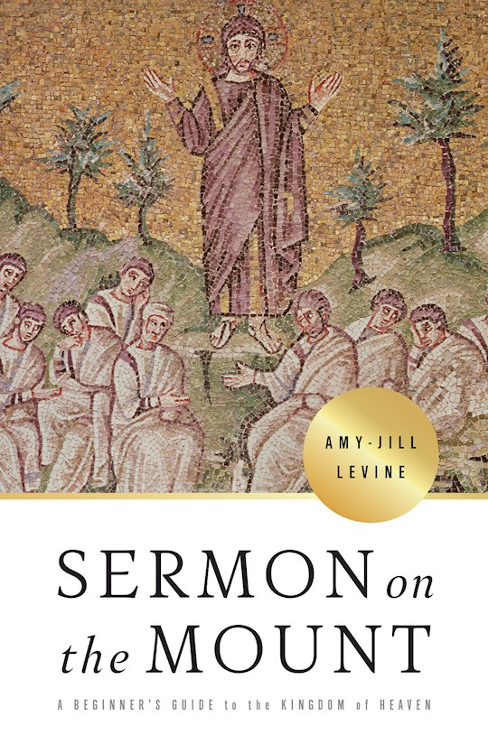 Sermon On The Mount by Amy-Jill Levine | SHOPtheWORD