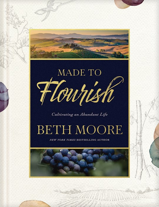 Made To Flourish by Beth Moore | SHOPtheWORD