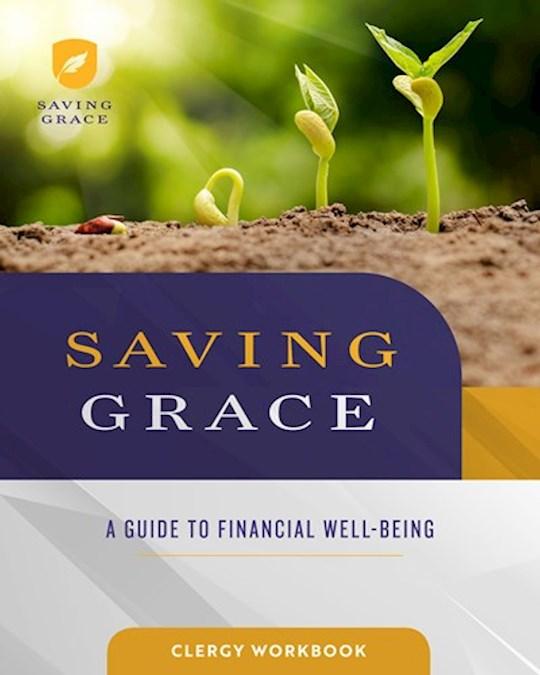 Saving Grace Clergy Workbook (Nov) by Press Abingdon | SHOPtheWORD