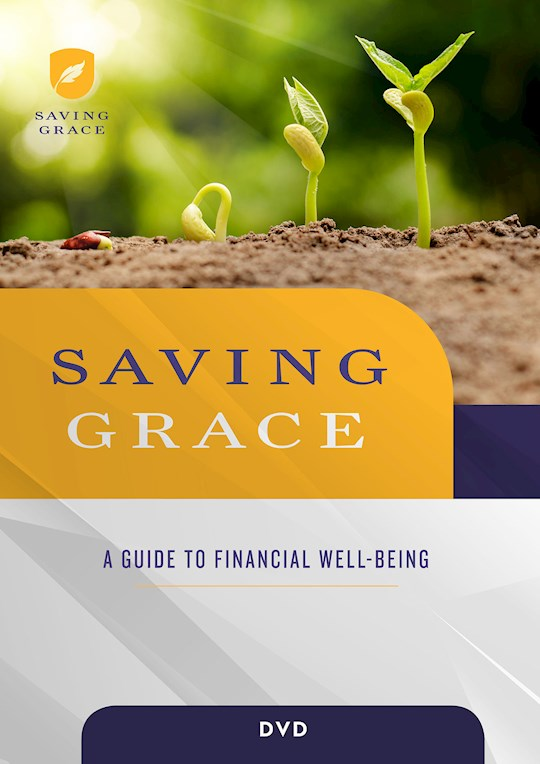 DVD-Saving Grace (6 Sessions) | SHOPtheWORD
