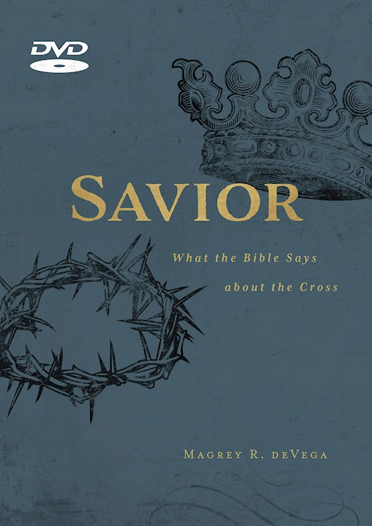 DVD-Savior (6 Sessions) (Dec) | SHOPtheWORD