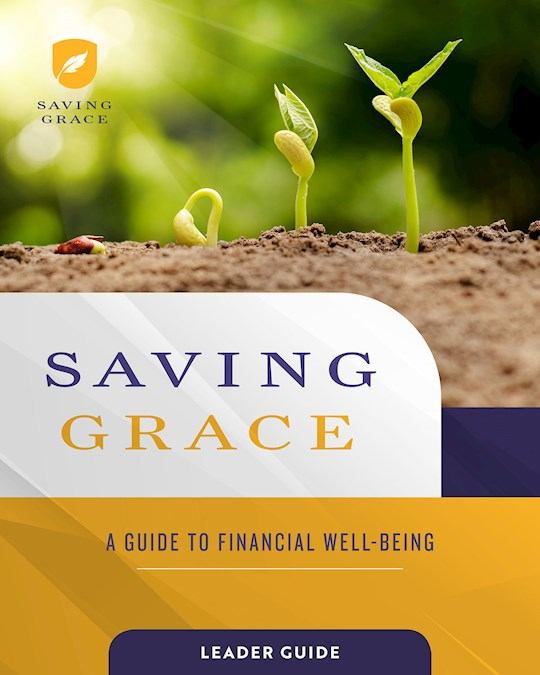 Saving Grace Leader Guide by Press Abingdon | SHOPtheWORD