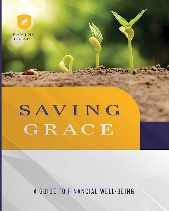 Saving Grace Participant Workbook by Press Abingdon | SHOPtheWORD