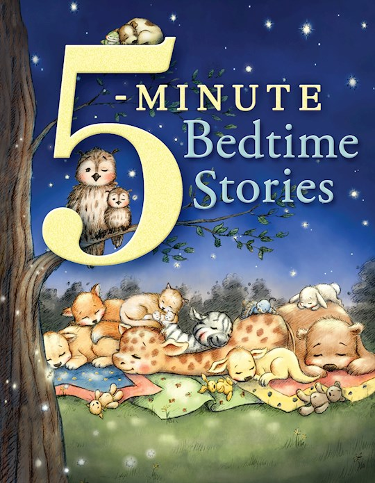 5-Minute Bedtime Stories by Pamela Kennedy | SHOPtheWORD