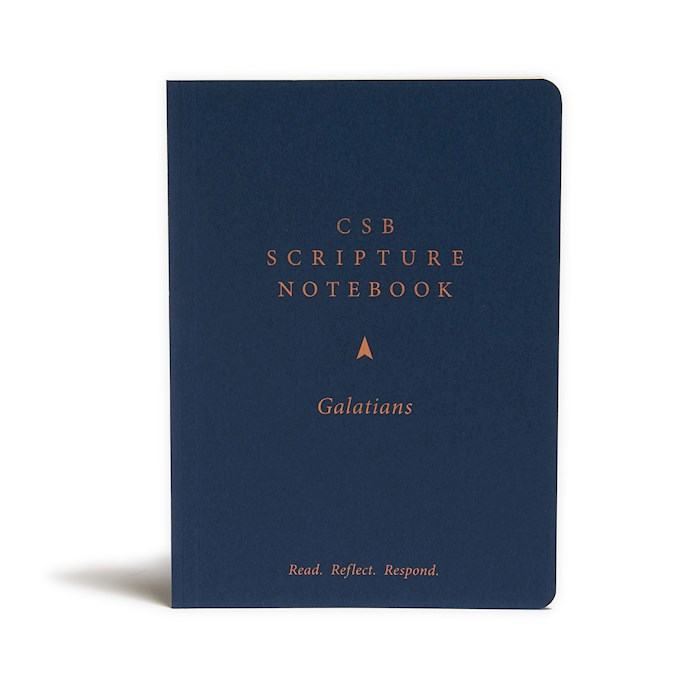 CSB Scripture Notebook: Galatians-Softcover | SHOPtheWORD