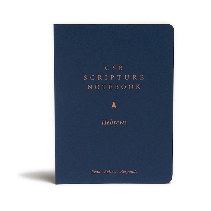CSB Scripture Notebook: Hebrews-Softcover | SHOPtheWORD