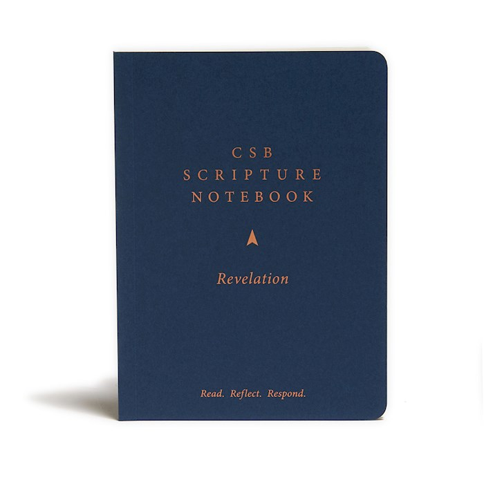 CSB Scripture Notebook: Revelation-Softcover | SHOPtheWORD