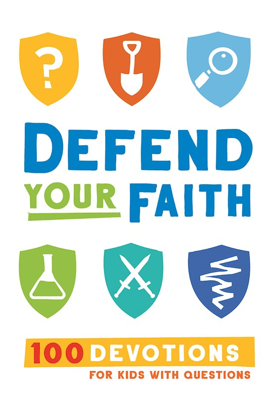 Defend Your Faith Devotional by Jesse Florea | SHOPtheWORD