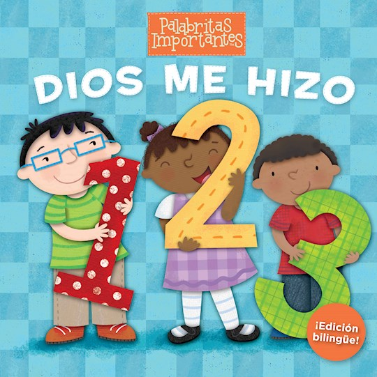 Span-God Made Me 1,2,3 (Dios Me Hizo 1, 2, 3) (Edicion Bilingue) by Español BH | SHOPtheWORD
