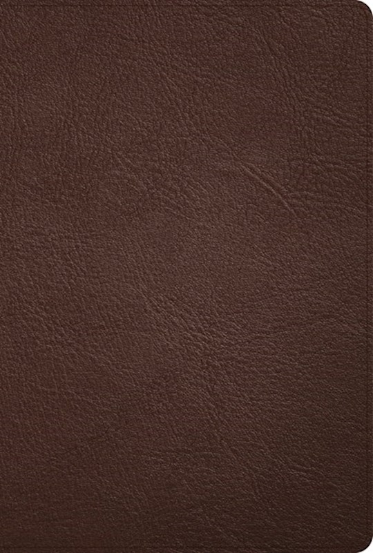 KJV Large Print Ultrathin Reference Bible-Black Premium Leather (Black Letter) (Nov) | SHOPtheWORD
